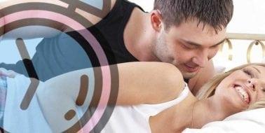 Die natürlichen Rhythmen Ihres Körpers bestimmen die beste Zeit für Sex