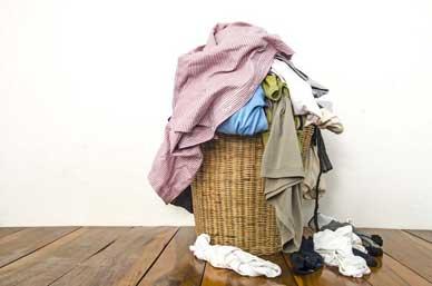 laundry, toxins