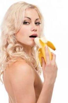 Foods that Boost Sex Drive, libido, banana
