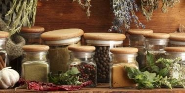 The Herbal Medicine Cabinet