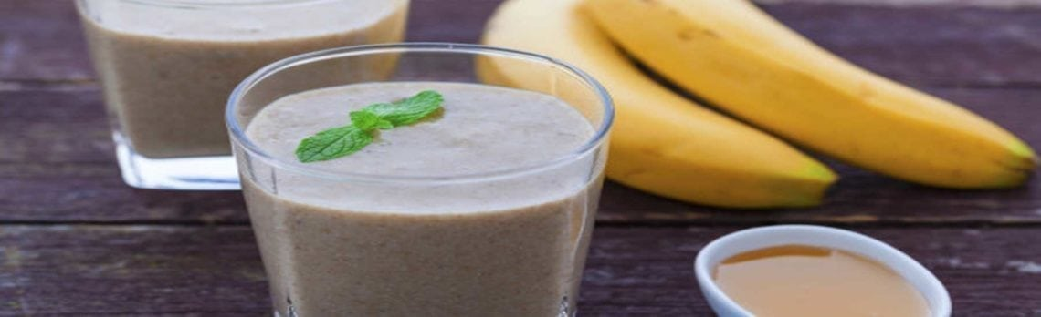 Hit the Ground Running With Our Super Morning Maca Smoothie