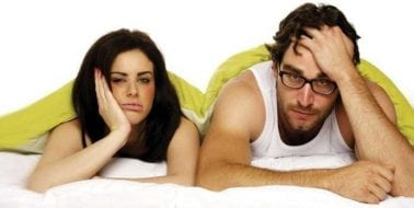 Why Your Lover May Be Lagging in the Bedroom