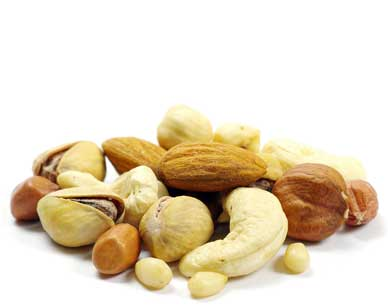 Natural Energy, Nuts