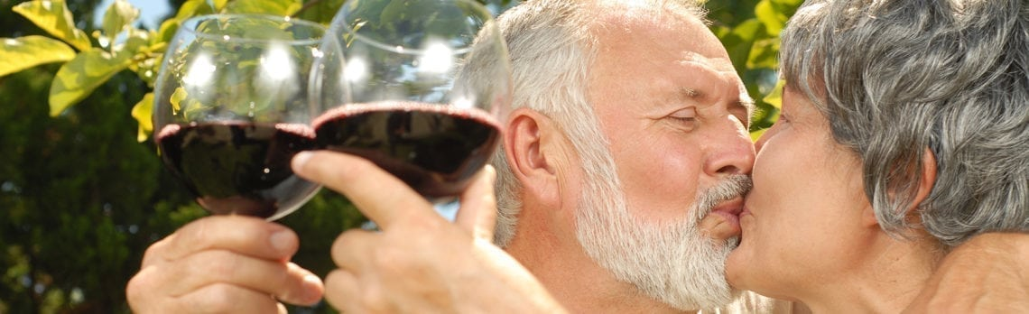 Want to Boost Your Sex Drive? Drink More Wine!