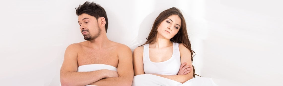 Resentment in Relationships Lowers Libido