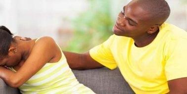 Tränen der Frau: Auswirkung auf die männliche Libido