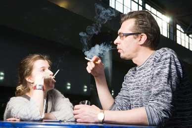 Smoking, Libido
