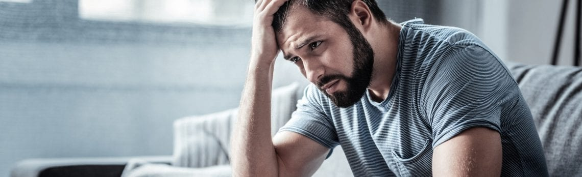 Low Testosterone and Depression: How Hormone Imbalance Can Change Your Mood