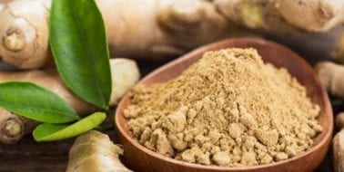 Clinical Review Finds Ginger Protects Against Toxins